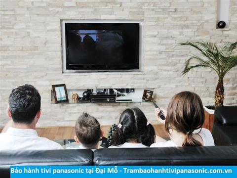 Bảo hành tivi Panasonic tại Đại Mỗ