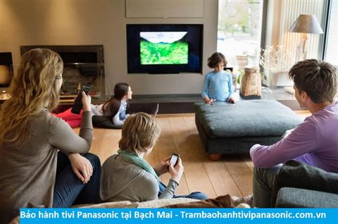 Bảo hành sửa chữa tivi Panasonic tại Bạch Mai