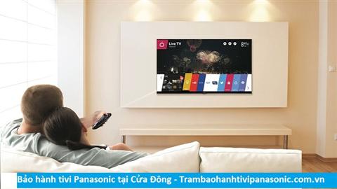 Bảo hành sửa chữa tivi Panasonic tại Cửa Đông
