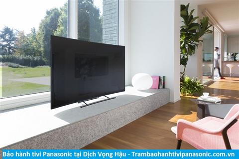 Bảo hành sửa chữa tivi Panasonic tại Dịch Vọng Hậu
