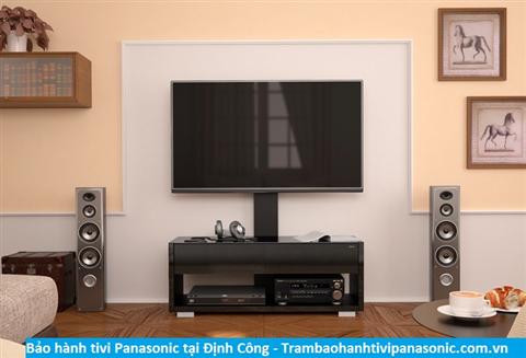 Bảo hành sửa chữa tivi Panasonic tại Định Công