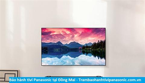 Bảo hành sửa chữa tivi Panasonic tại Đồng Mai