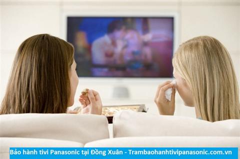 Bảo hành sửa chữa tivi Panasonic tại Đồng Xuân