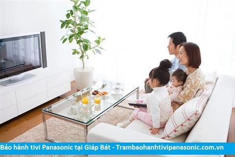 Bảo hành sửa chữa tivi Panasonic tại Giáp Bát