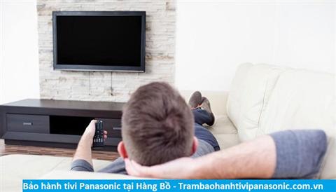 Bảo hành sửa chữa tivi Panasonic tại Hàng Bồ