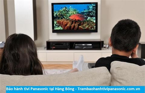 Bảo hành sửa chữa tivi Panasonic tại Hàng Bông