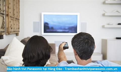 Bảo hành sửa chữa tivi Panasonic tại Hàng Đào