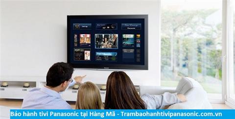 Bảo hành sửa chữa tivi Panasonic tại Hàng Mã