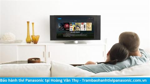 Bảo hành sửa chữa tivi Panasonic tại Hoàng Văn Thụ