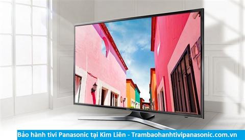 Bảo hành sửa chữa tivi Panasonic tại Kim Liên