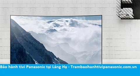 Bảo hành sửa chữa tivi Panasonic tại Láng Hạ