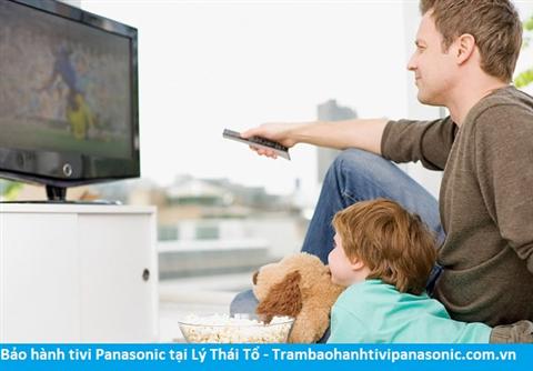 Bảo hành sửa chữa tivi Panasonic tại Lý Thái Tổ