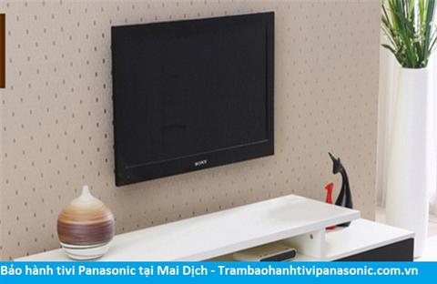 Bảo hành sửa chữa tivi Panasonic tại Mai Dịch