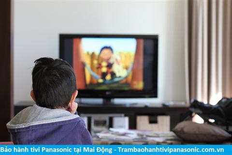 Bảo hành sửa chữa tivi Panasonic tại Mai Động