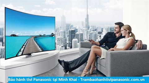 Bảo hành sửa chữa tivi Panasonic tại Minh Khai