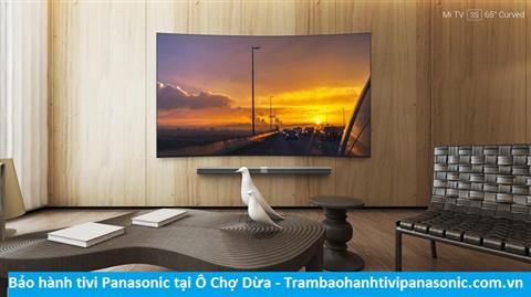 Bảo hành sửa chữa tivi Panasonic tại Ô Chợ Dừa