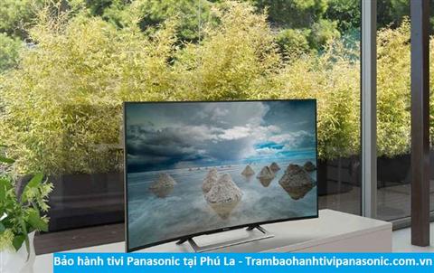 Bảo hành sửa chữa tivi Panasonic tại Phú La