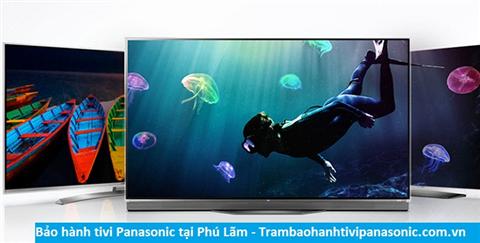 Bảo hành sửa chữa tivi Panasonic tại Phú Lãm