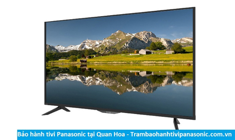Bảo hành sửa chữa tivi Panasonic tại Quan Hoa