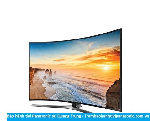 Bảo hành sửa chữa tivi Panasonic tại Quang Trung