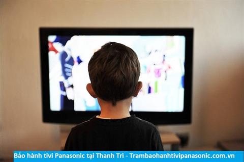 Bảo hành sửa chữa tivi Panasonic tại Thanh Trì