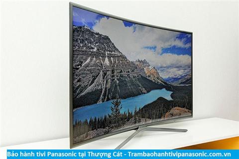 Bảo hành sửa chữa tivi Panasonic tại Thượng Cát