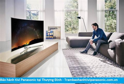 Bảo hành sửa chữa tivi Panasonic tại Thượng Đình