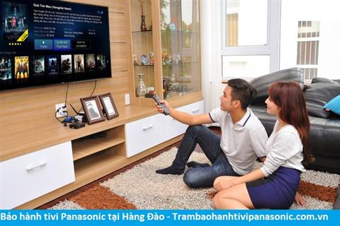Bảo hành sửa chữa tivi Panasonic tại Trần Hưng Đạo