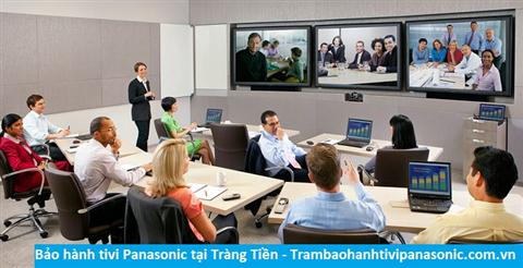 Bảo hành sửa chữa tivi Panasonic tại Tràng Tiền