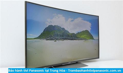 Bảo hành sửa chữa tivi Panasonic tại Trung Hoà