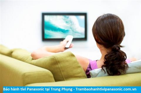 Bảo hành sửa chữa tivi Panasonic tại Trung Phụng