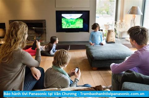 Bảo hành sửa chữa tivi Panasonic tại Văn Chương