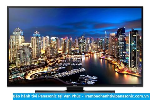 Bảo hành sửa chữa tivi Panasonic tại Vạn Phúc