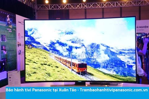 Bảo hành sửa chữa tivi Panasonic tại Xuân Tảo