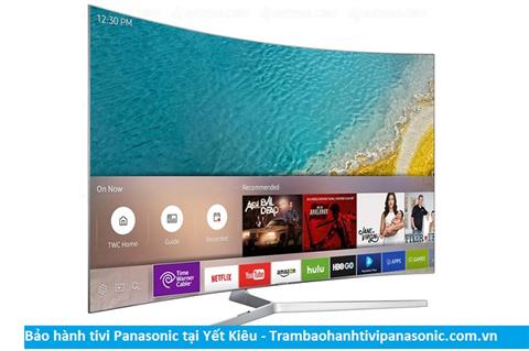 Bảo hành sửa chữa tivi Panasonic tại Yết Kiêu
